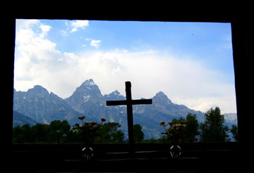 teton cross